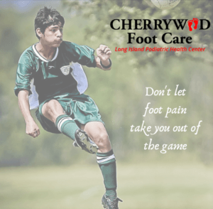 a podiatrist in Merrick for foot pain